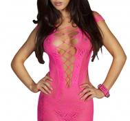 Mini Chemise Dress