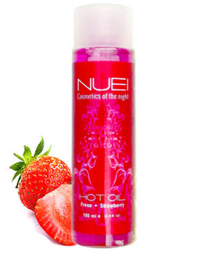 Hot Oil (Strawberry) (12 pcs)
