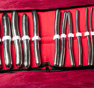 14 Pcs Dilator Set (0.1-1 inch)