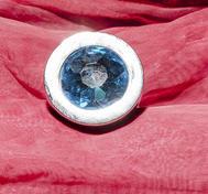Anal jewellry Blue Maxi 500 grams