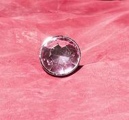 Anal jewellry Pink Large