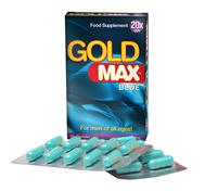 GoldMAX BLUE (20 Kapslar X 10Pack)