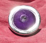 Anal jewellry Lavender Maxi 500 grams